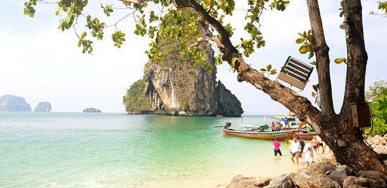 PhraNang Cave Beach: Lindo!