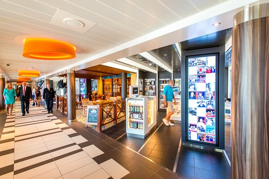 Photo and Video Gallery on Carnival Vista