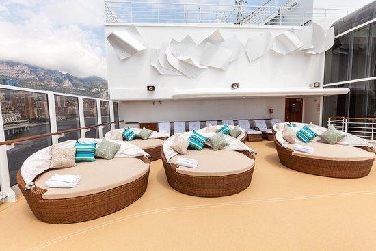 The Pool on Seven Seas Explorer
