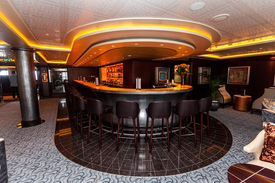 Meridian Lounge on Seven Seas Explorer