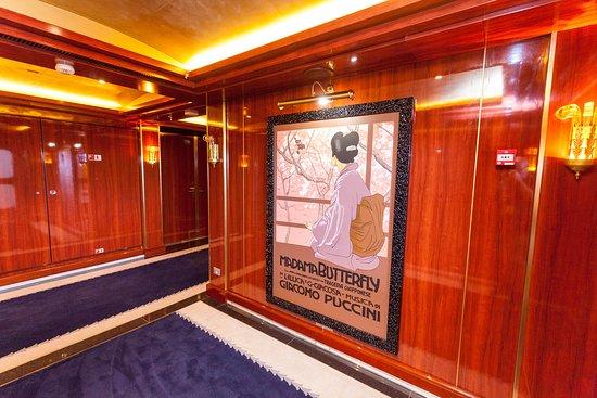 Constellation Theater on Seven Seas Explorer