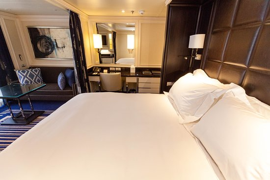 The Superior Suite on Seven Seas Explorer