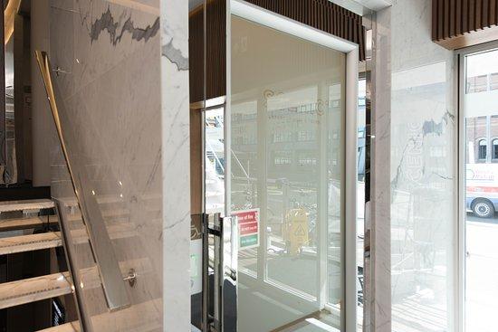 Elevators on Scenic Jasper