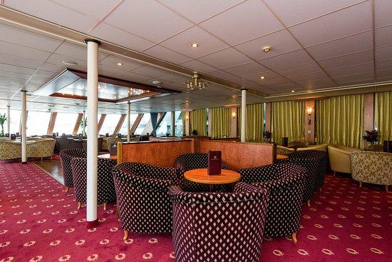 Bar & Lounge on River Adagio