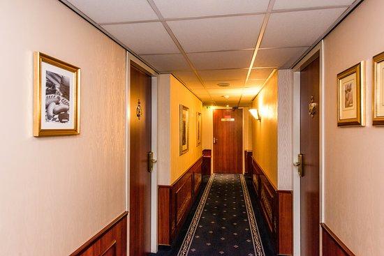 Hallways on River Harmony