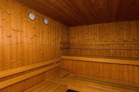River Harmony: Sauna on River Harmony