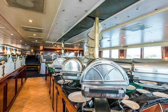The Restaurant on River Harmony