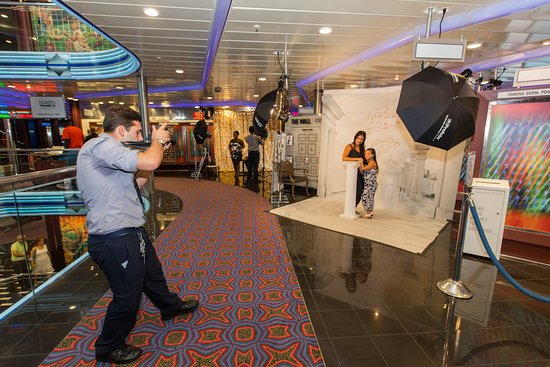 Photo and Video Gallery on Carnival Fantasy