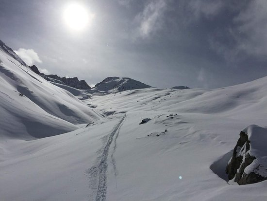 Pas de la Casa, Andorra: Today was epic 30/01/19