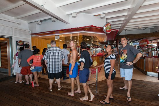 Guy's Burger Joint on Carnival Fantasy