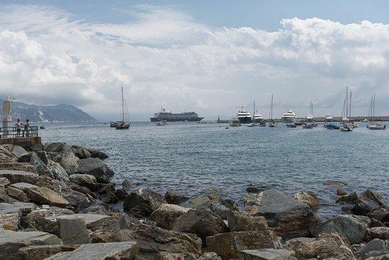 Boarding Area (Santa Margherita) on Azamara Journey