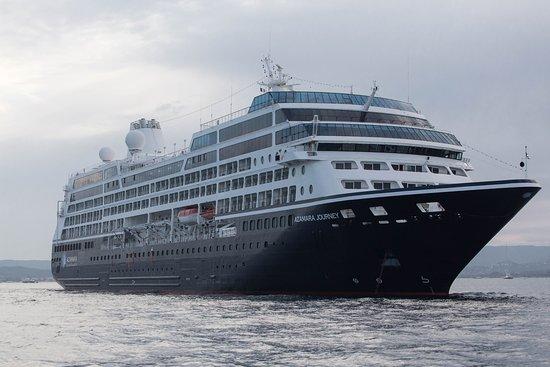 Ship Exterior on Azamara Journey