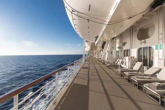 The Sun Deck on Azamara Journey