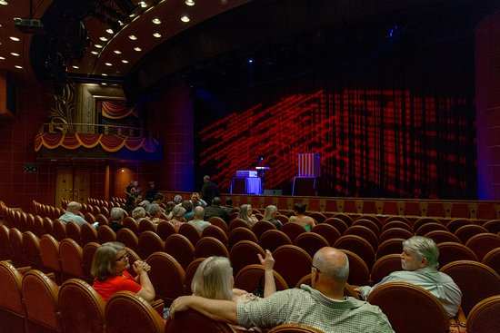 Comedy Showcase with Jerry Goodspeed on Ruby Princess