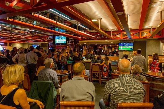 Casino Bar on Ruby Princess