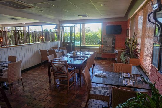 Lou's Bar & Grill : Private Room