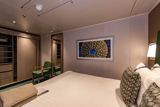 The Inside Cabin on MSC Seaview