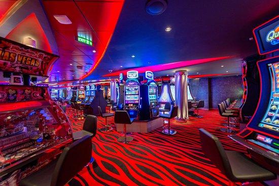 Platinum Casino on MSC Seaview