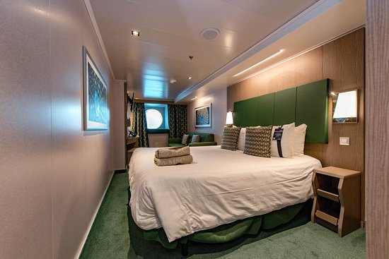 The Ocean-View Cabin on MSC Seaview