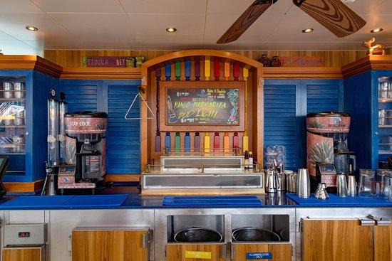BlueIguana Tequila Bar on Carnival Dream