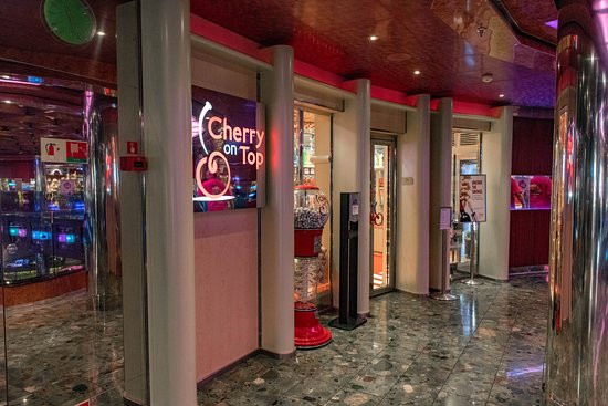 Cherry On Top on Carnival Dream