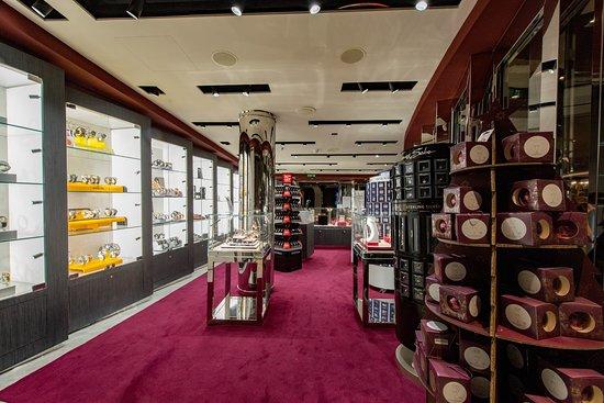 Shops on MSC Seaview