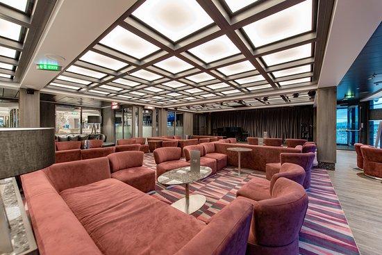 Seaside Lounge on MSC Seaview