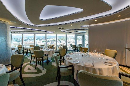 MSC Yacht Club Restaurant on MSC Seaview