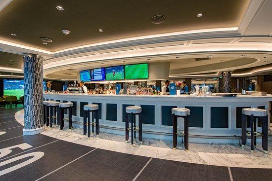 Sports Bar on MSC Seaview