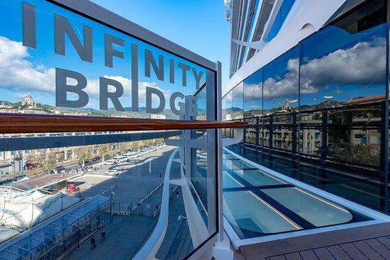 Infinity Bridges on MSC Seaview