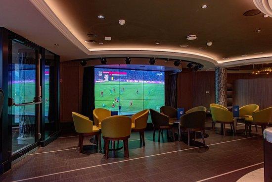 MSC Seaview: Sports Bar on MSC Seaview