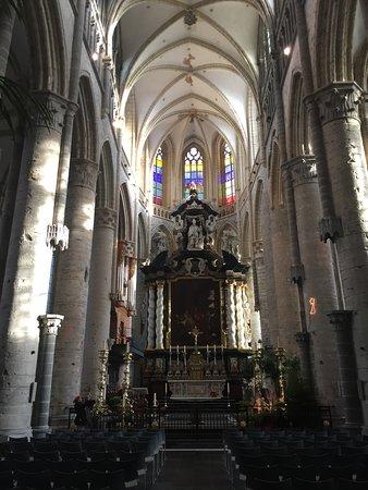 Sint-Niklaaskerk (Saint Nicholas Church)  - Gothic interior
