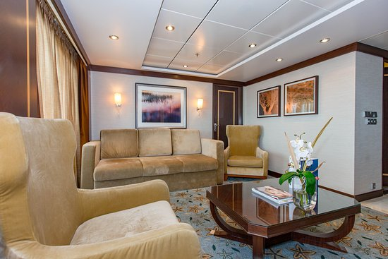 The Sky Class Family Suite on Allure of the Seas