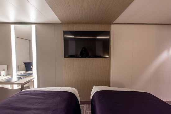 The Deluxe Inside Cabin on Celebrity Edge