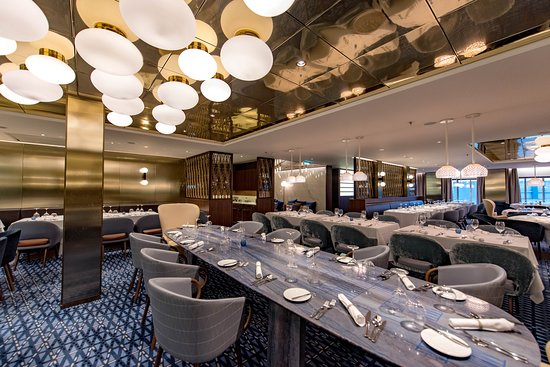 Cyprus Restaurant on Celebrity Edge