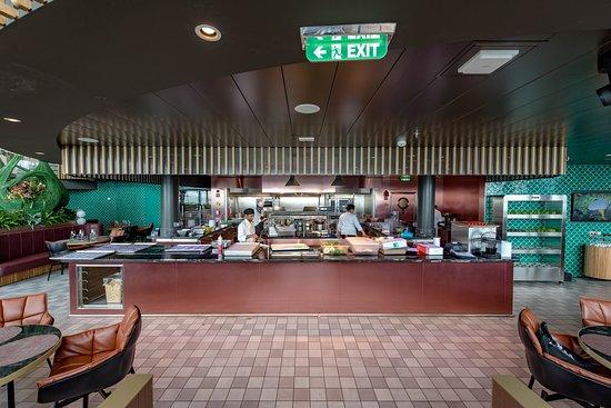Eden Restaurant on Celebrity Edge