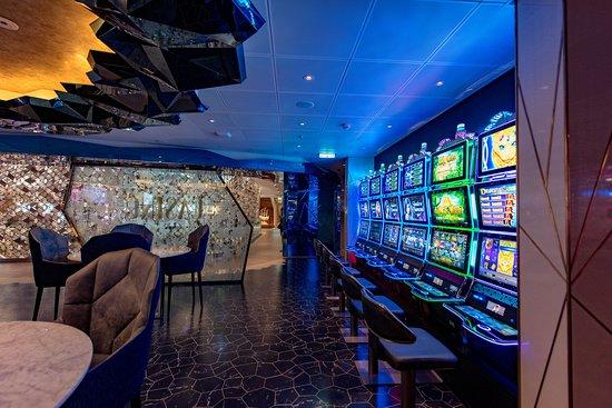 Casino Bar on Celebrity Edge