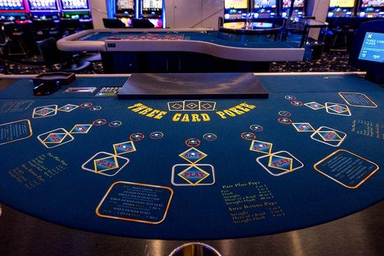 Celebrity Edge: Casino on Celebrity Edge