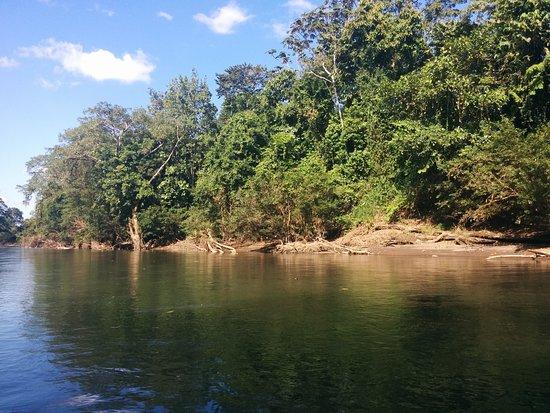 Province of Heredia, Kostaryka: shoreline