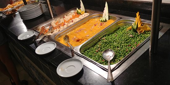 Try to eat at the Grand Memories Buffet if you visit this hotel.  The food is much better!