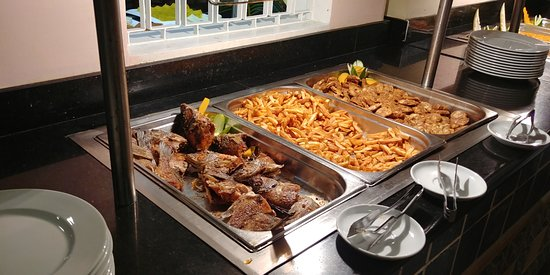 Try to eat at the Grand Memories Buffet if you visit this hotel - food is better there
