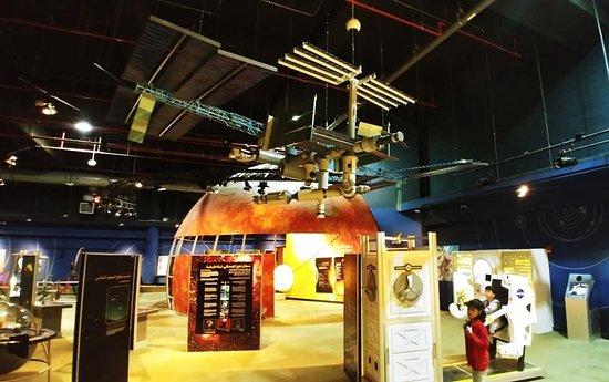 Exhibition Hall - Space Satellites