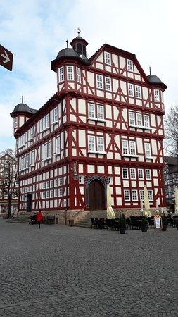 Das Melsunger Rathaus