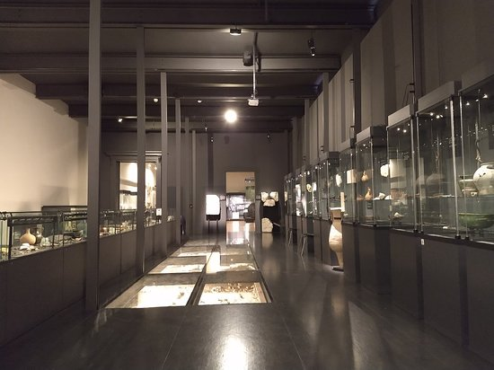 Musee Cantonal d'Archeologie et d'Histoire