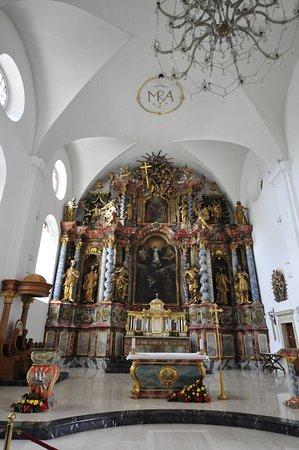 Varazdinska Katedrala Uznesenja Blazene Djevice Marije Na Nebo: The high Alter