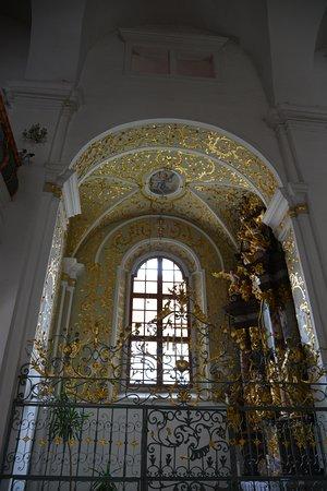 Varazdinska Katedrala Uznesenja Blazene Djevice Marije Na Nebo: The Chapel of the Holy Cross