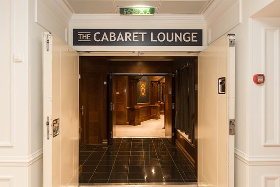 Cabaret Lounge on Azamara Journey