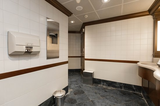 Restrooms on Azamara Journey