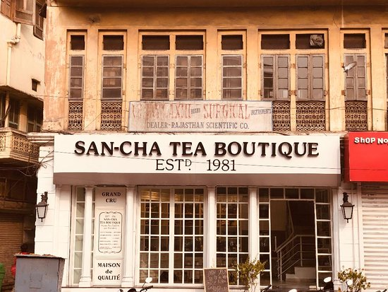 Sancha Tea Boutique