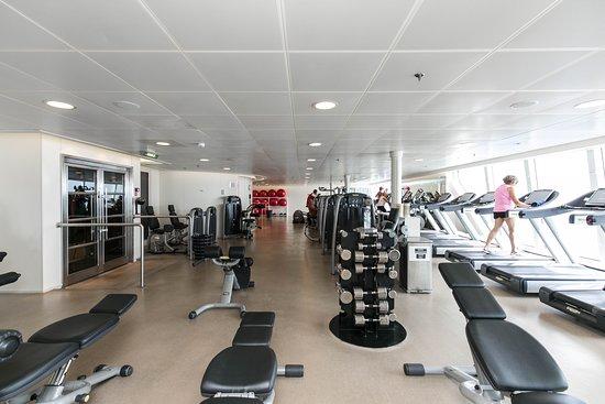 Fitness Center on Riviera